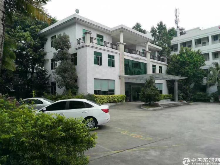 广东佛山南海区国有双证单一层厂房出售