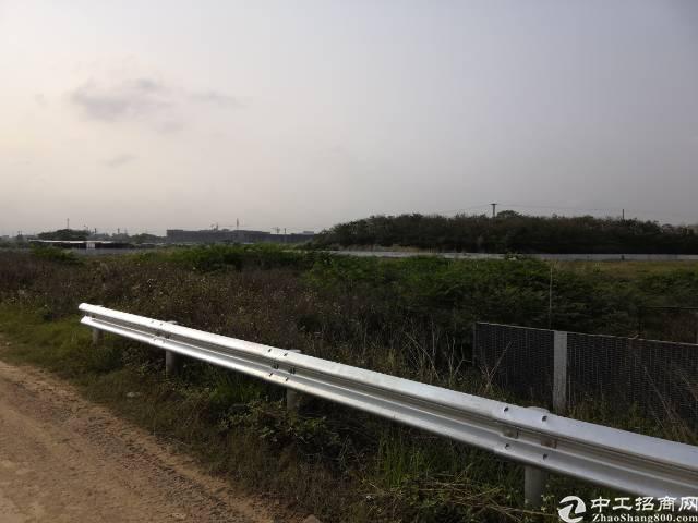 惠州市仲恺高新区沥林国道旁空地出租