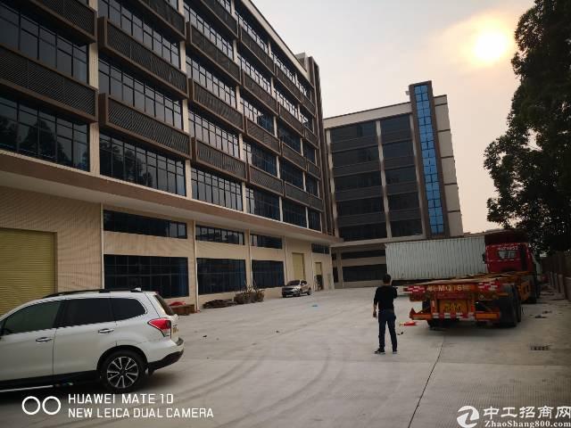 惠州市博罗县全新标准厂房13元出租