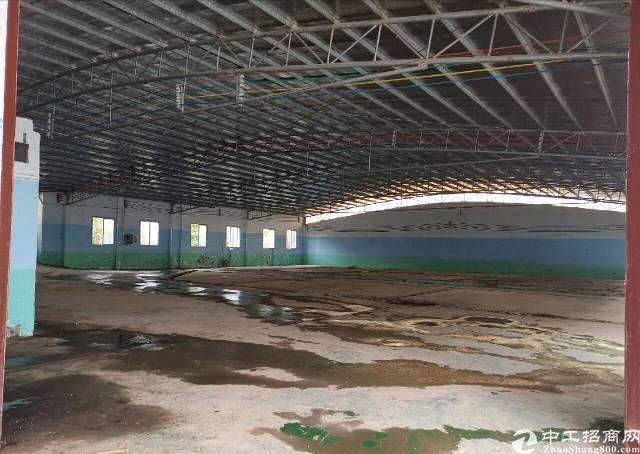 惠州惠城区江北新出独院2000平钢构厂房出租