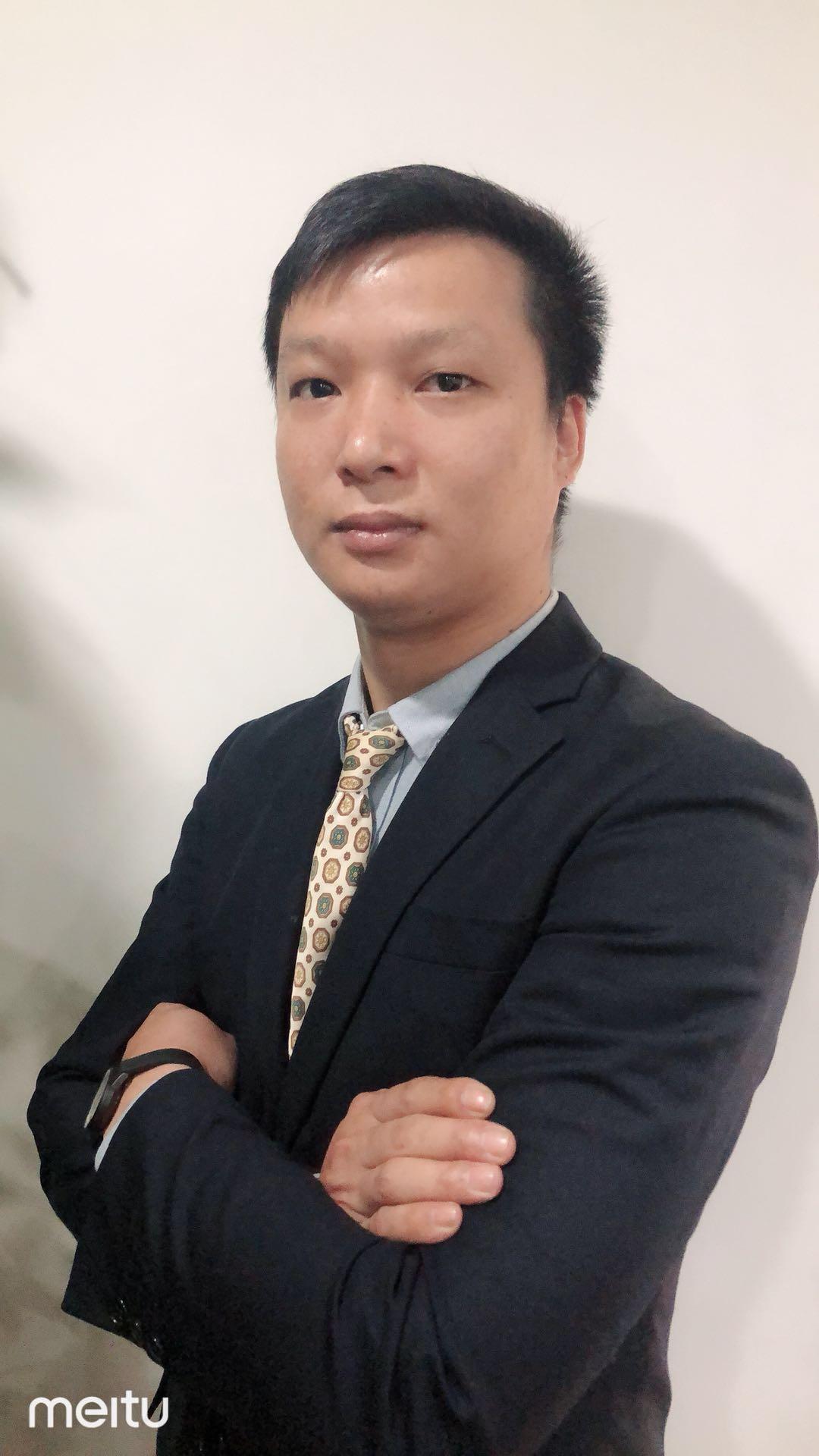 厂房经纪人杨程辉