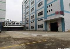 公明合水口带装修独院厂房1-5层7000平米可分租