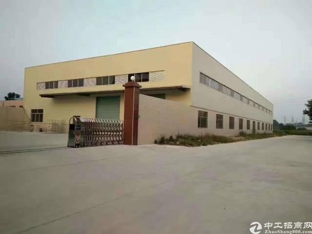 惠州陈江,单层钢构厂房出租,高11米