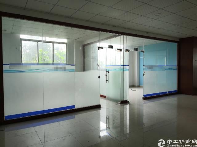 福永地铁口附近2楼精装修厂房加办公室招租。面积整层2100-图5