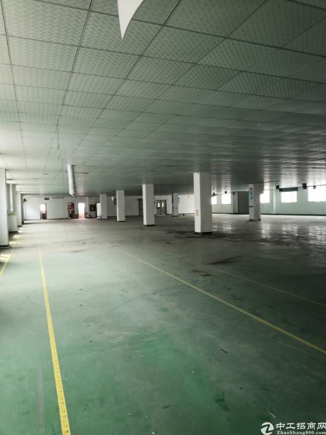 福永地铁口附近2楼精装修厂房加办公室招租。面积整层2100-图3