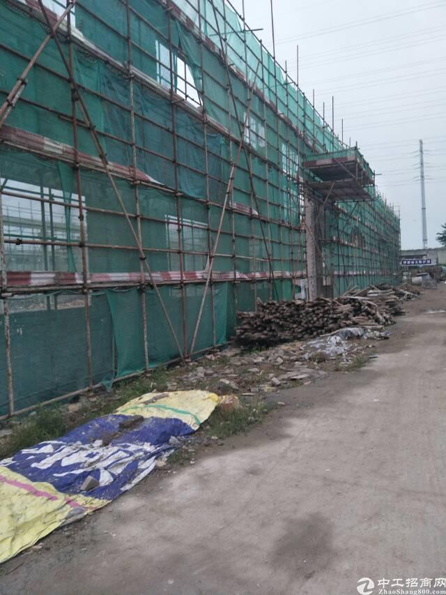 原房东全新定建单一层仓库14000平,10米高,