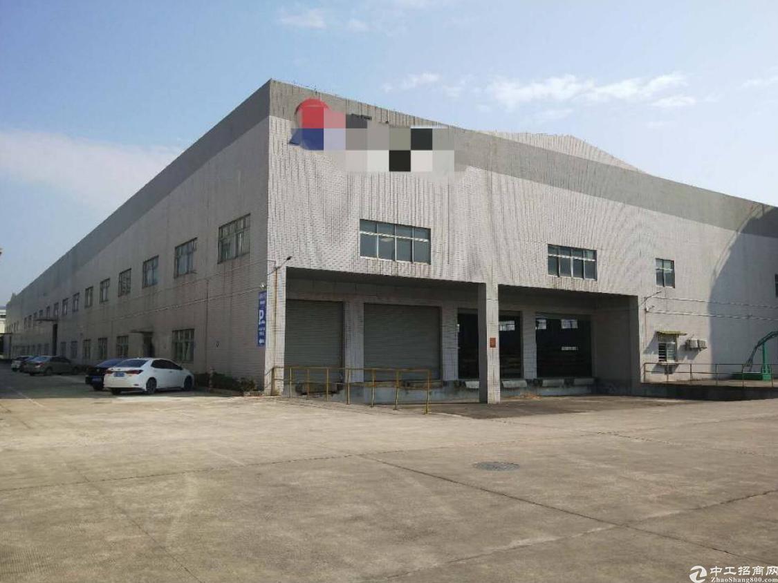 惠州大亚湾工业区5000平单一层厂房出售