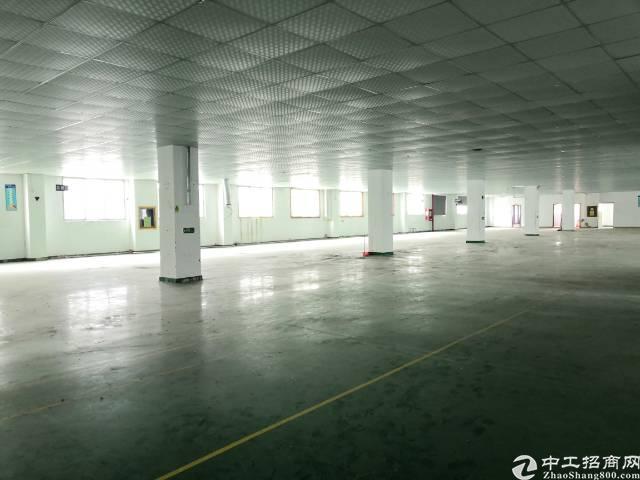 福永地铁口附近2楼精装修厂房加办公室招租。面积整层2100-图8