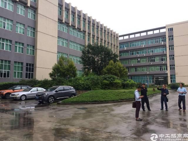 福永沿江高速路出口原房东花园式独院厂房30000平方