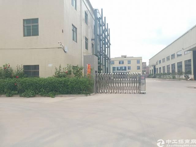 惠州市镇隆镇万里工业区厂房转让