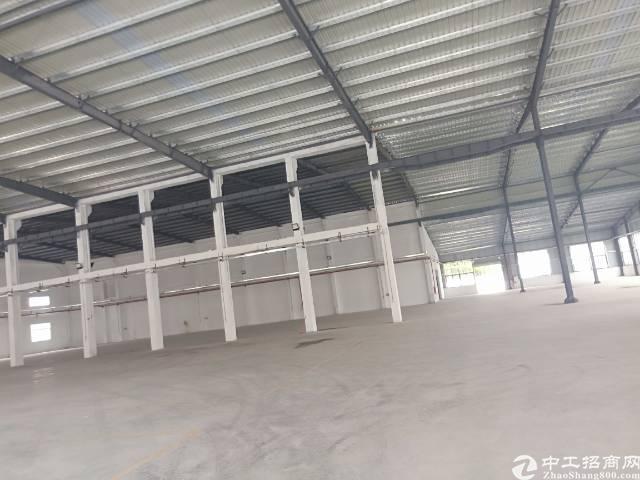 惠州市惠东县白花镇占地5000㎡标准厂房出售