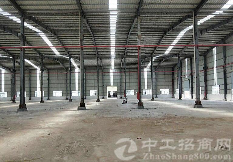 园洲镇全新钢结构工业区厂房8000平方,带牛角-图6