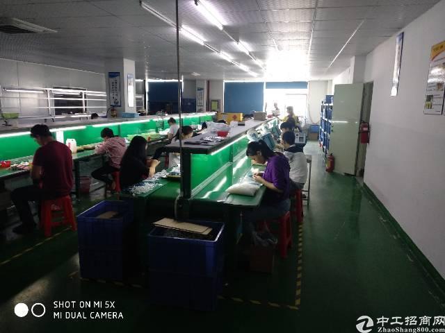 福永怀德有精装修厂房出租1700㎡-图5