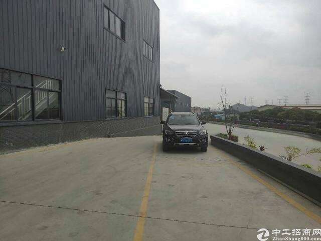 厚街原房东厂房仓库7000方、分租1000方起可办环评