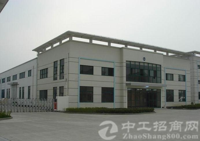 东莞虎门占地8415m²优质国有厂房出售