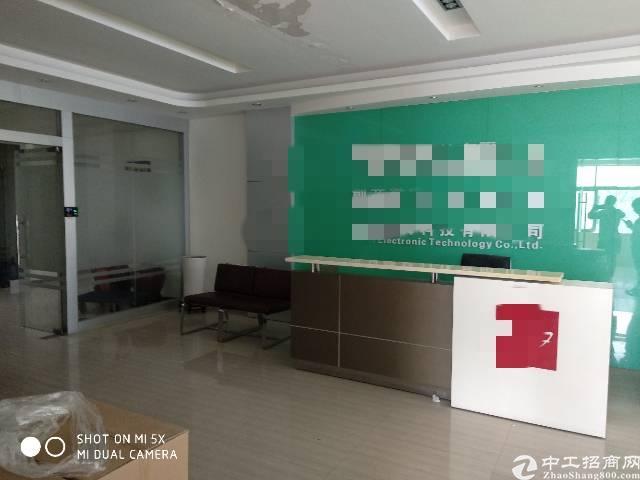 福永怀德有精装修厂房出租1700㎡-图3