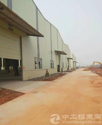 园洲镇全新钢结构工业区厂房8000平方,带牛角-图5