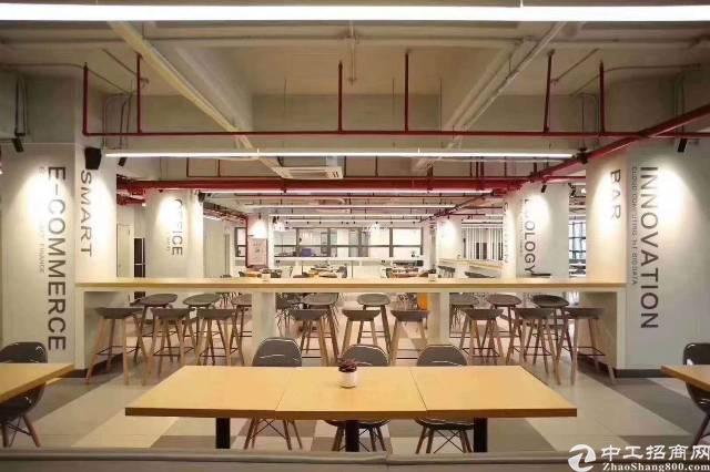 广州天河区21号智慧城站地铁口上盖的写字楼