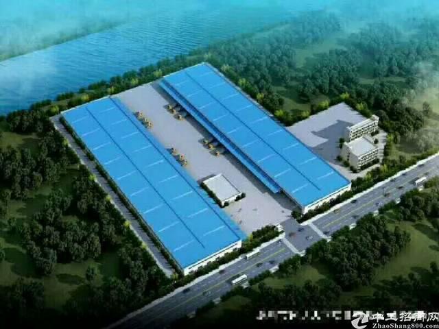 单一层6300平方米标准物流园区仓库出租