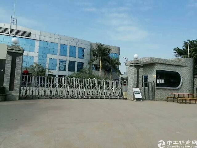 黄江镇独院厂房出售,交通便利