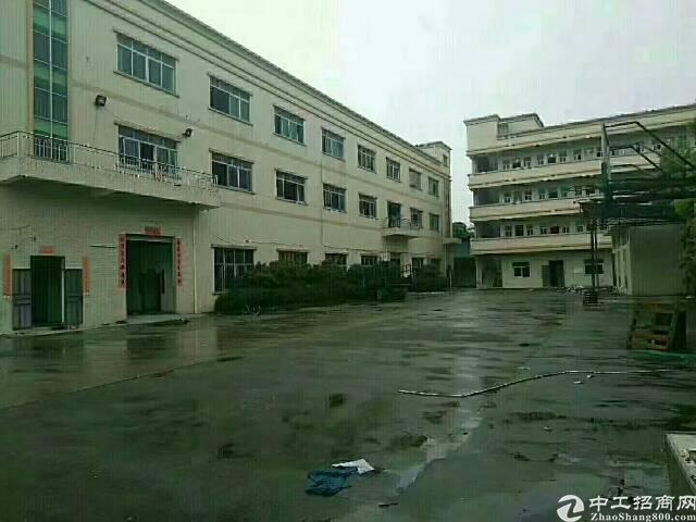 深圳国有证厂房4650平方成熟地段出售