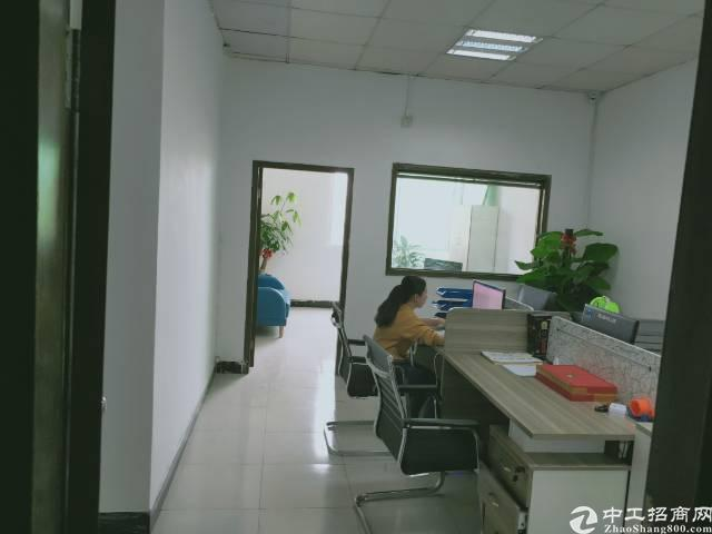 福永桥头新出楼上880平带装修出租,