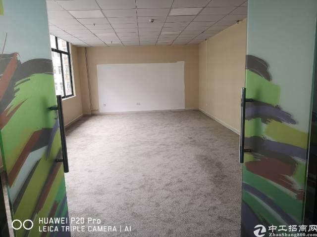 天河区棠下村花园式简装办公室460平出租图片2