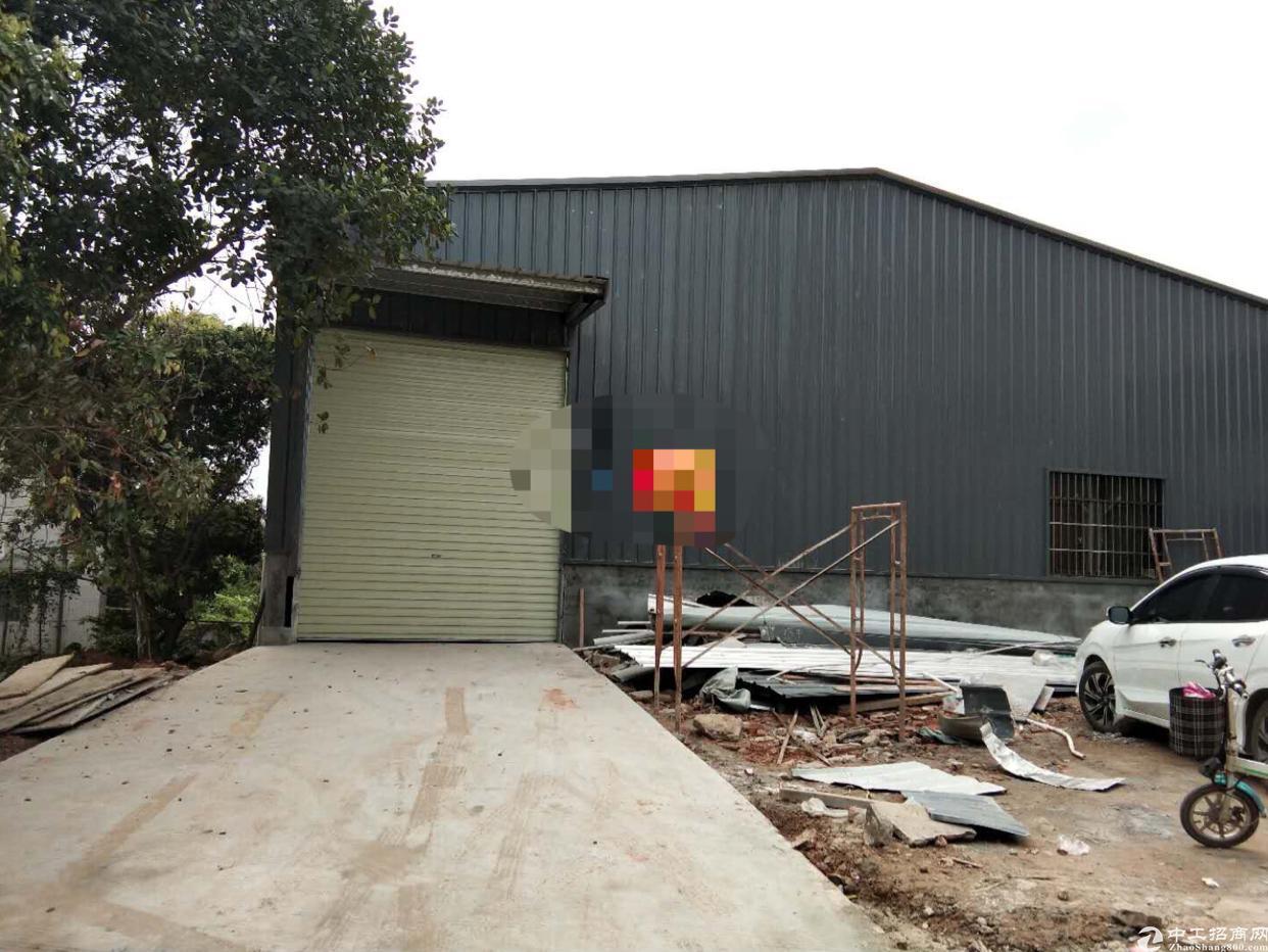 塘厦石鼓全新8米高单一层独院钢构厂房出租
