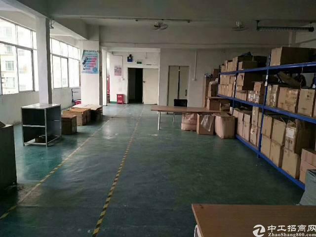 福永凤凰新出1000平方带装修厂房出租