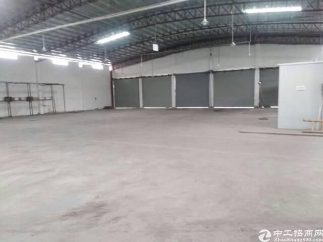 惠州新出花园式厂房7010平方火爆招租中
