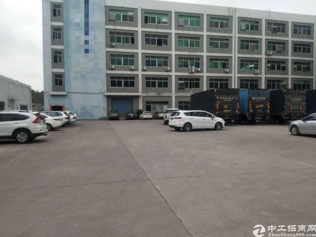 观澜桂花红本独栋厂房出租1-5层12000平