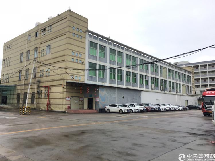 出租宝安区福永镇凤凰山107国道旁精品一楼1500平方可分租