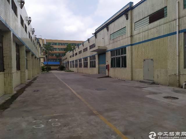 14块惠州惠城区独门独院钢构厂房6500平出租证件齐全