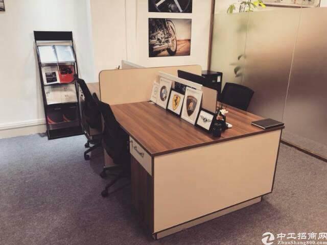 福永怀德明僖科技大厦精装写字楼低价出租148年平方图片2
