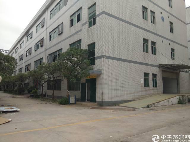 惠州市新出独门独院标准厂房,任意分租,证件齐全