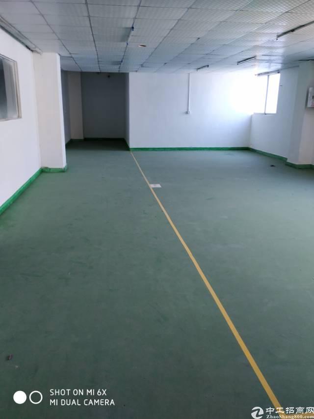 万丰工业区现有办公室带仓库的标准厂房招租