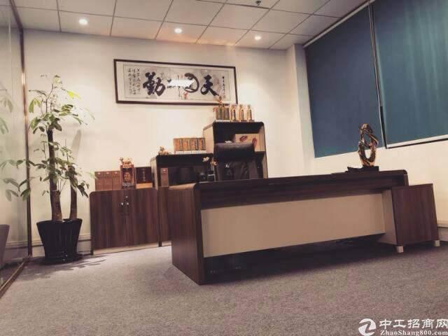 福永怀德明僖科技大厦精装写字楼低价出租148年平方图片3