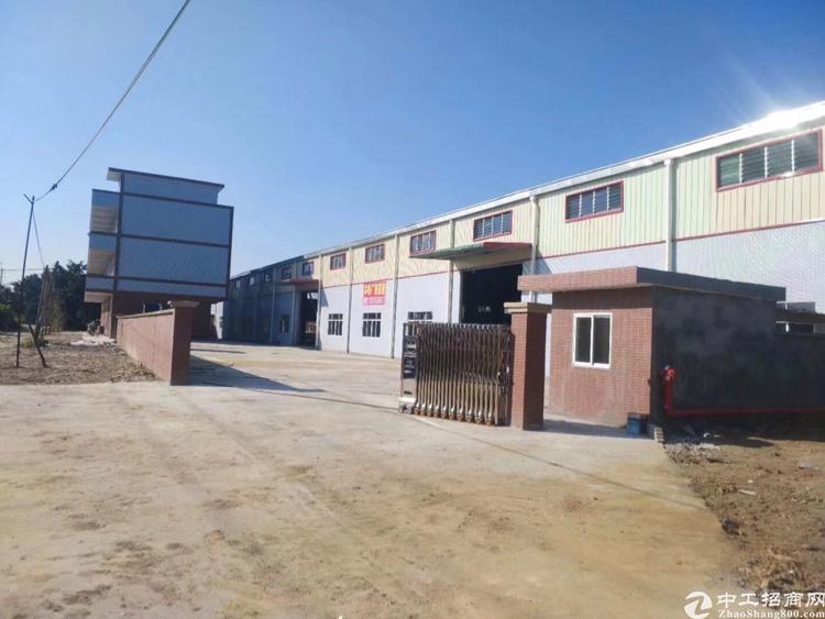 高埗镇7500平方集体流转土地厂房出售可旧改