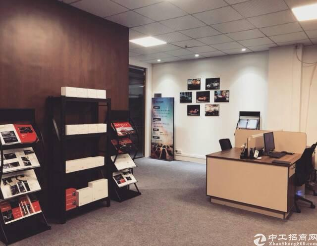 福永怀德明僖科技大厦精装写字楼低价出租148年平方图片4