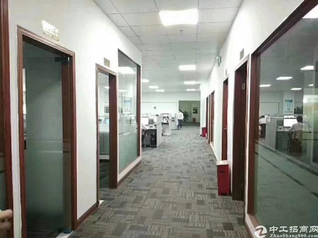 福永桥头原房东楼上整层完美2000平方,免转
