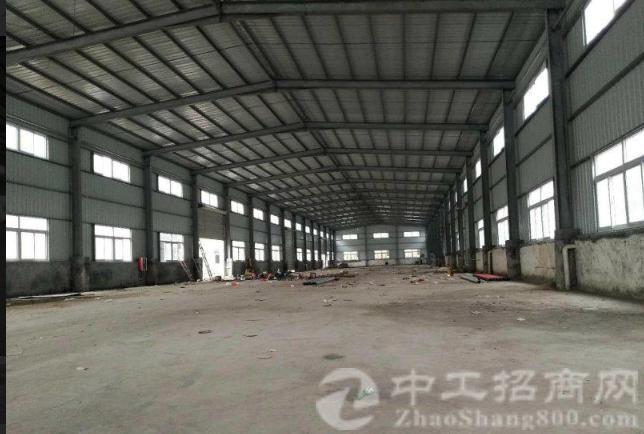洪梅高速出口,原房东国有证12000平米全新厂房仓库出租-图2