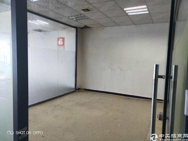 福永塘尾独院楼上260平米精装修不要转让费厂房出租-图6