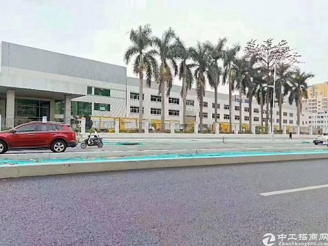 福永塘尾一楼7000平方物流园厂房出租