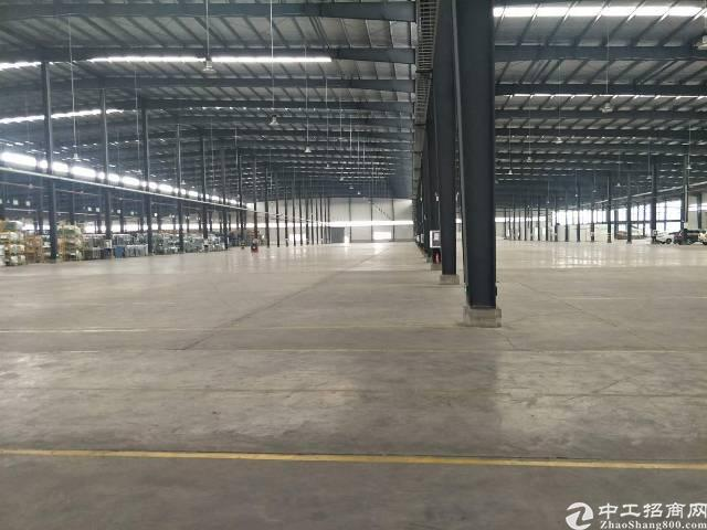 蔡甸区大型工业园区钢结构单体库15000方出租-图3