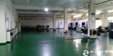 福永龙王庙新出一楼带装修1300平方原房东厂房出租-图4