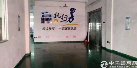 福永龙王庙新出一楼带装修1300平方原房东厂房出租