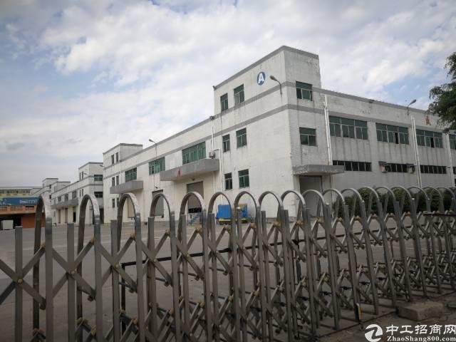 福永和平独院物流园70000平方厂房出租