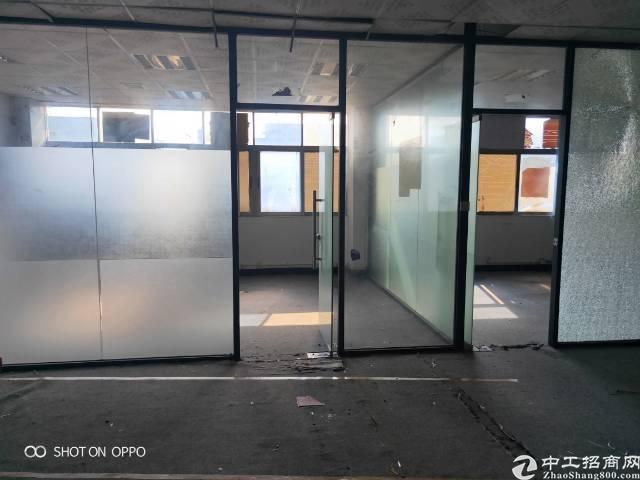 福永塘尾独院楼上260平米精装修不要转让费厂房出租