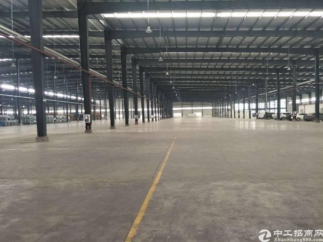 蔡甸区大型工业园区钢结构单体库15000方出租-图2