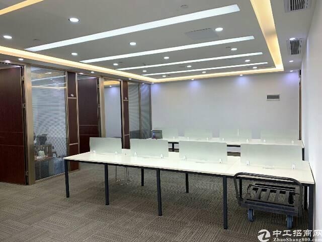 福永高薪机器人产业园最新空出358平方精装写字楼特价优惠